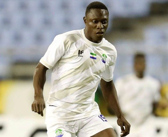 Sierra Leone chase second win in Group F