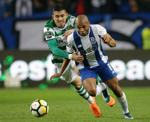 Yacine Brahimi the most valuable player in the Primeira Liga