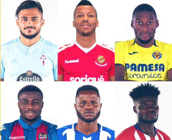 AFRICAN TALENT FLOODS INTO LA LIGA