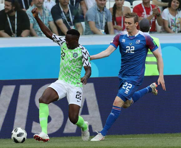 Omeruo: We will not disappoint the Super Eagles faithful