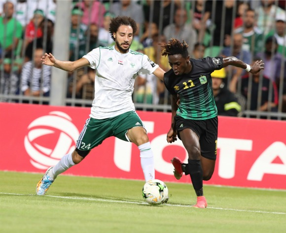 AS Vita frustrate Al Masry in Egypt