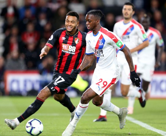 Crystal Palace star Aaron Wan-Bissaka wins ManBetX Player of the Month accolade again