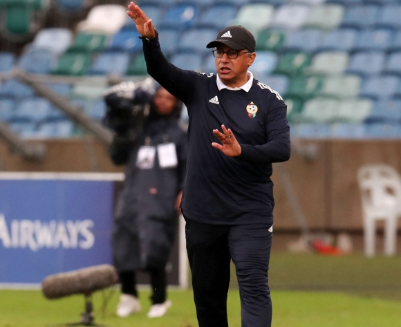 Only God can save us in Nigeria, says Libya coach Amrouche