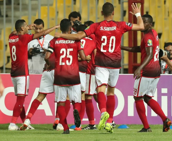 Al Ahly grab first-leg advantage against ES Setif