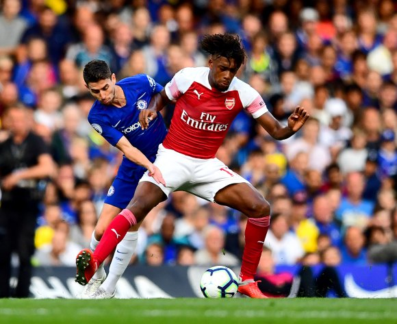 WATCH: Nigerian Alex Iwobi leads Arsenal to impressive victory