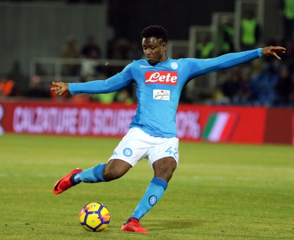 Diawara: I have always dreamt of playing for Guinea, not Italy