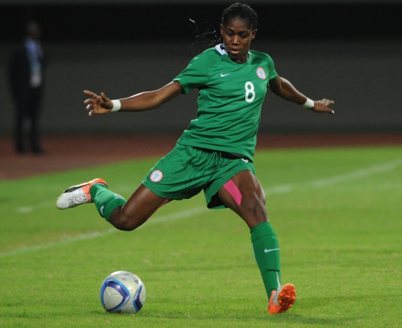 African Player of the Year Oshoala included in Nigeria squad