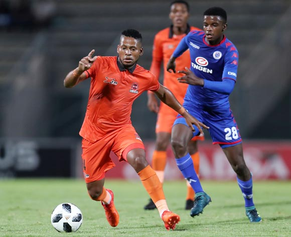 Polokwane City secure narrow win over Maritzburg United
