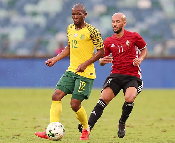 Mokotjo ready to shine for Bafana Bafana