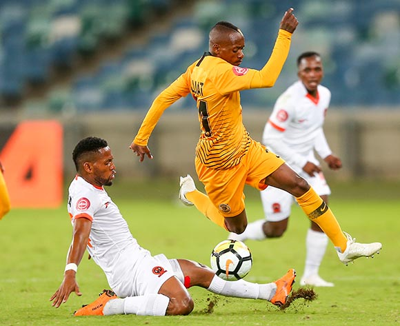 Khama Billiat of Kaizer Chiefs during the Absa Premiership 2018/19 game between Kaizer Chiefs and Polokwane City Moses Mabhida Stadium on 06 October 2018 ©BackpagePix