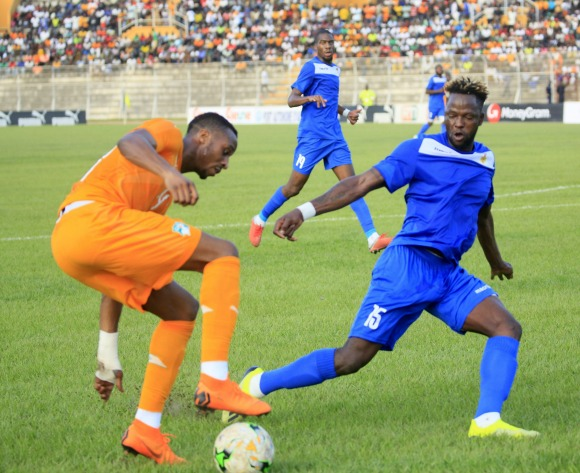 Ivory Coast held 0-0 in Bangui