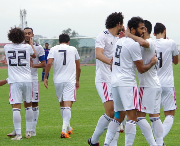 WATCH: Egypt qualify for 2019 Afcon