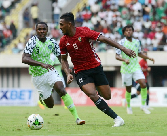 Nigeria beat Libya to go top of Group E