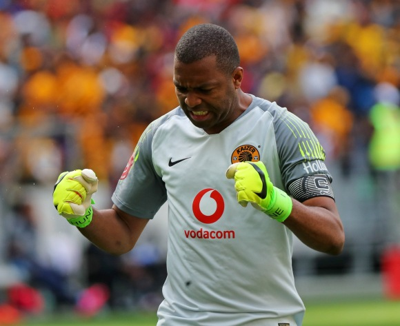 Khune pays no attention to Mokwena 'mind games'