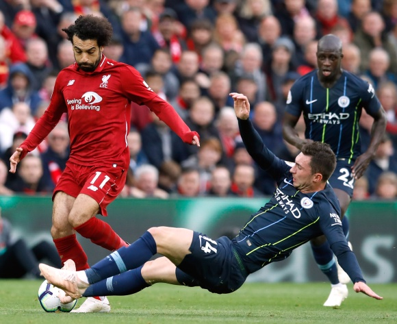 Salah out to break Messi, Ronaldo's Ballon d'Or stranglehold