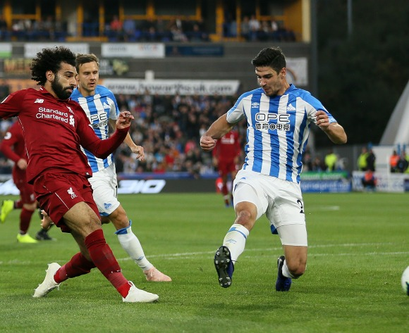 WATCH: Egyptian Superstar Mohamed Salah lead Liverpool to victory