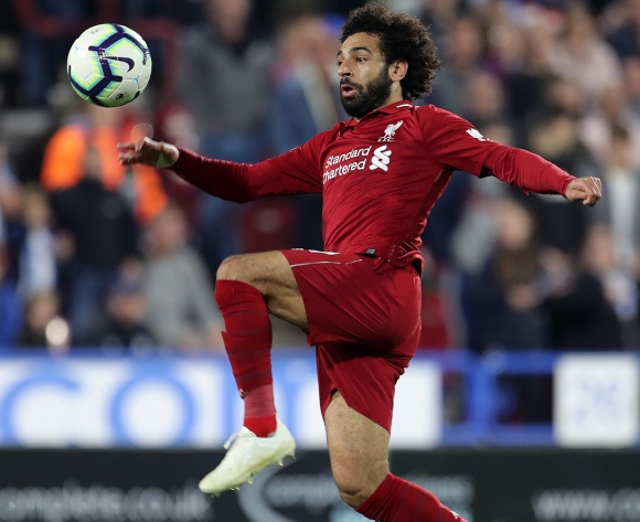 Salah among Ballon d'Or contenders, says Ronaldo