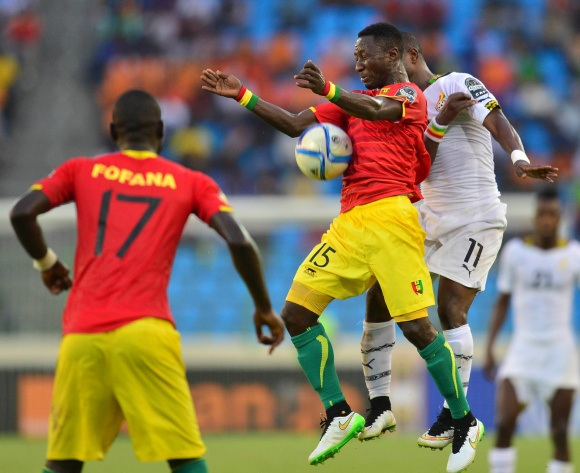 Guinea out to maintain Group H stranglehold