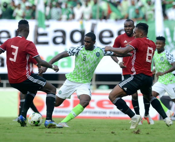 Ighalo warns SA: Nigeria will be better