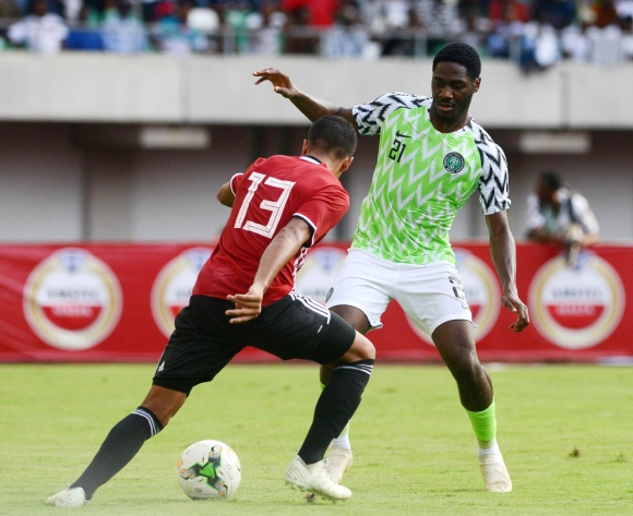 Nigeria's Ola Aina looking forward to facing South Africa