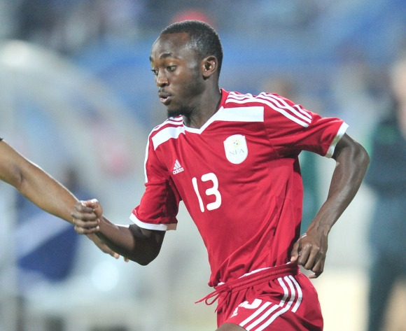 Namibia strike crucial blow in Group K