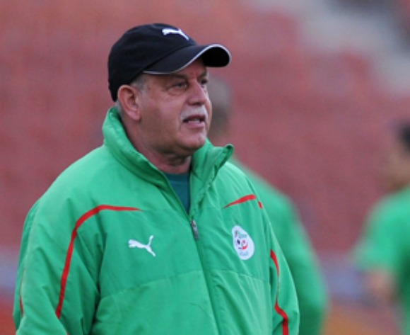 Ex-Algeria coach Saadane: We lost to Egypt on purpose