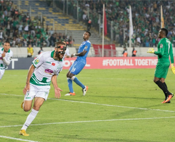 Raja set up AS Vita showdown in Confederation Cup final