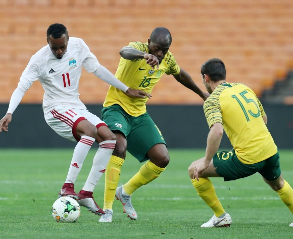 Seychelles hold South Africa in Victoria