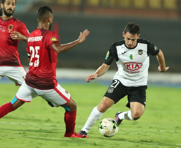 ES Setif win, but Al Ahly advance