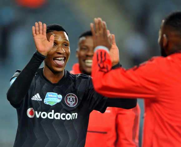 Pirates edge Chippa in TKO last 16 battle