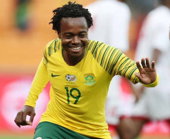 WATCH: Bafana Bafana end Super Eagles hoodoo