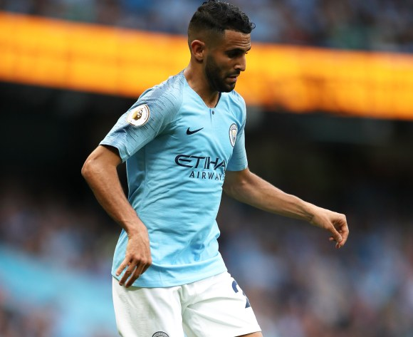 WATCH: Algeria's Riyad Mahrez let down Manchester City
