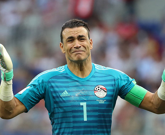 Egyptian football legend El-Hadary close to retirement