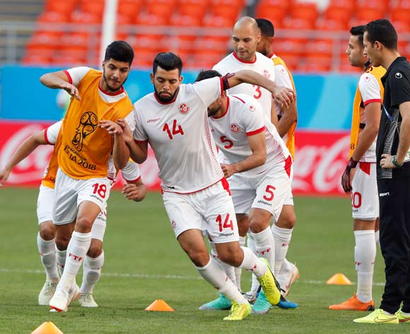 Tunisia out to seal top spot