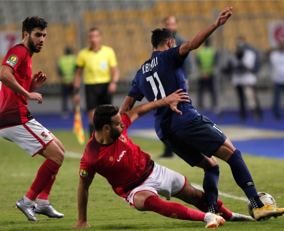 Walid Soliman leads Al Ahly past Esperance in Alexandria
