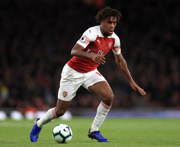 Alex Iwobi shortlisted for Arsenal award