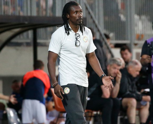 Aliou Cisse: Senegal want to win 2019 AFCON title