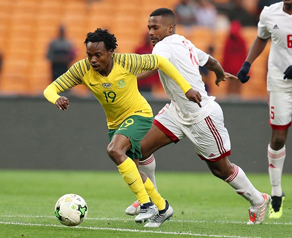 Tau confident Bafana Bafana will qualify for AFCON