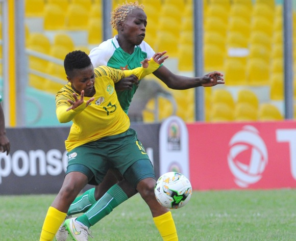 VIDEO: Zambia frustrate rivals South Africa in Ghana