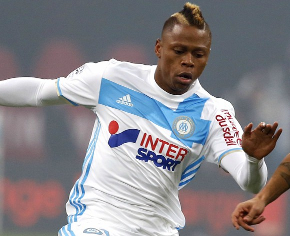 WATCH: Cameroonian Clinton N'Jie's Marseille exit the Europa League