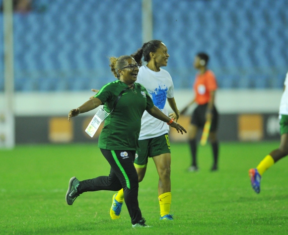 SA Women's coach Desiree Ellis delighted with World Cup qualification