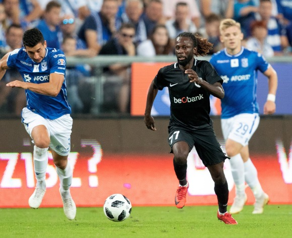WATCH: Africans fail to inspire Genk to victory