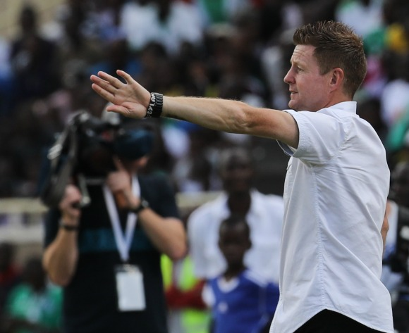Kerr appointed as Black Leopards boss