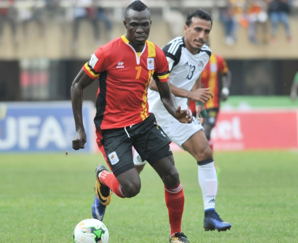 Uganda dent Cape Verde's 2019 Afcon hopes