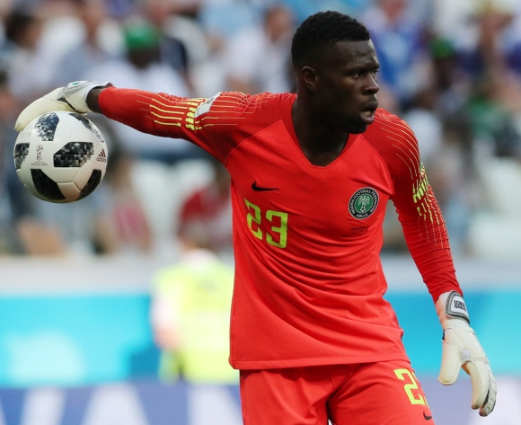 Francis Uzoho out of Nigeria squad due to injury