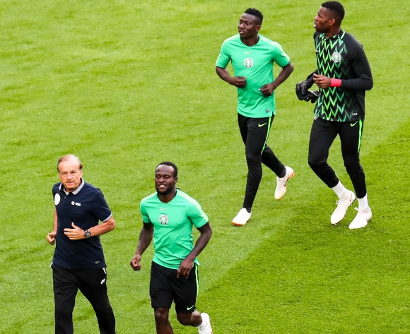 Gernot Rohr: Nigeria to qualify for 2019 AFCON in South Africa