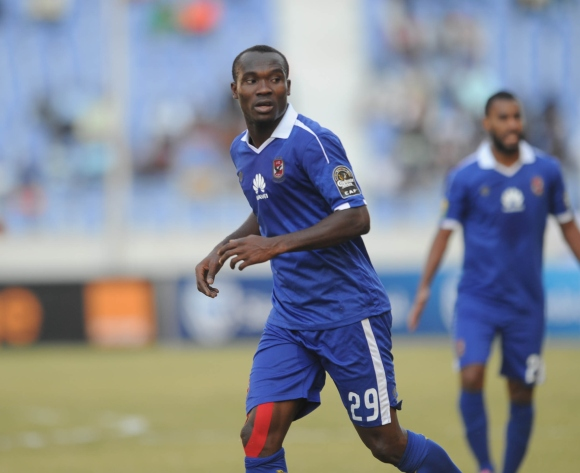 John Antwi becomes foreign top goalscorer in Egypt