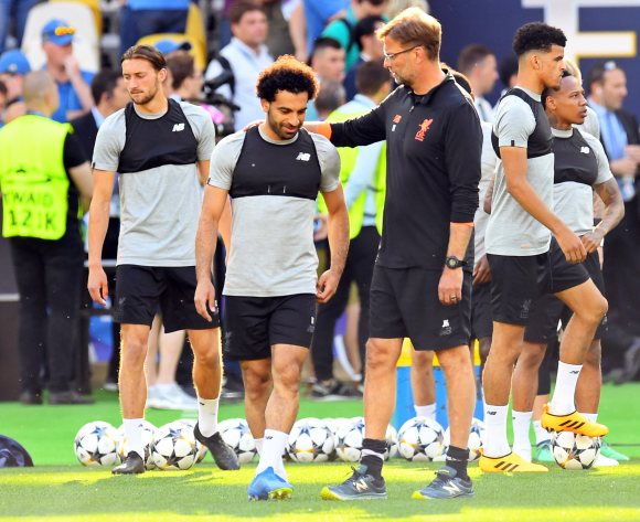 Salah is back to his best, says Klopp