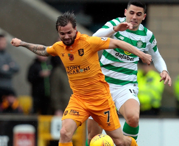 WATCH: Africans play pivotal role for Livingston in their draw with Celtic