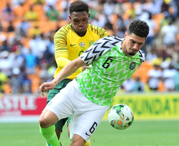 Leon Balogun to miss Nigeria's midweek friendly